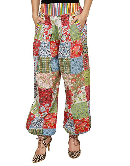 Womens Cotton Harem Pant exporter in Jaipur