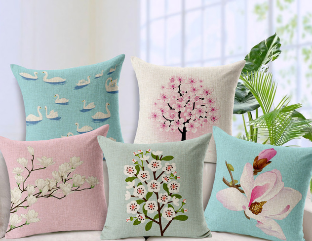 Cushion Pillow Cover manufacturer in Jaipur